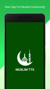 Muslim TTS Home